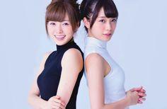 Nogizaka46 - Mai Shiraishi, Mai Fukagawa / 乃木坂46 - 白石麻衣、深川麻衣