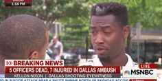 I'm not one who usually listens to pastors, but this man throws some truth that no one can deny. || Dallas Shooting Eyewitness Says Exactly What We Need To Hear After This Week