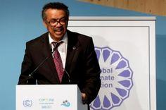 #El director de la OMS pide a los países que respeten el derecho humano a la salud - Informe21.com: Informe21.com El director de la OMS…