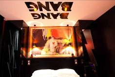 The Sinfully Decorated Bedrooms of the Vice Versa Hotel Paris by Chantal Thomass