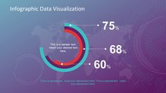 The Infographic Data Visualization Slide template is a pictorial dashboard tool. It is a data driven analysis chart designed to present business processes Dashboard Tools, Duo Tone, Powerpoint Template Free, Progress Report, Data Charts, Chart Design, Data Analytics, Business Presentation, Data Visualization