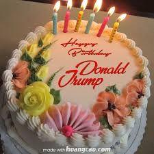 We Love You Mr President Ur Doing Amazing Job Happy Birthday Cake Pictures Happy Birthday Cake Images Birthday Cake Gif