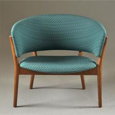 mid century chair by Nanna Ditzel