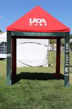 112 Best Lada Event Cube Marketing Tent Images On