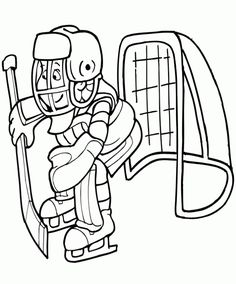 find this pin and more on sports coloring pages - Sports Pictures To Colour