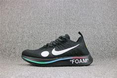 b25c6bd5c Off-White X Nike Zoom Fly Flyknit Ownike AO2115-001 Cheap Jordan Shoes