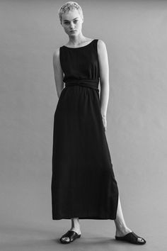 Tie Dress - Click thru and Look at the back!