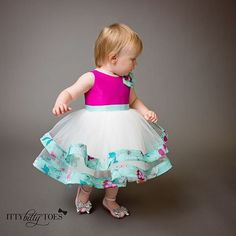 Girls outfits for children of ages newborn to 10 years old - available on Itty Bitty Toes - Premier Online Children's Boutique based in United States Baby Girl Dress Patterns, Baby Dress Design, Little Girl Dresses, Girls Dresses, Coco Moda, Baby Girl Christmas Dresses, African Dresses For Kids, Baby Gown, Cute Dresses