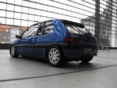 peugeot 106 xsi. my pocket rocket, a truly amazing driving
