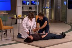 Video by Dr. Oz explaining different types of seizures and what do if you witness one