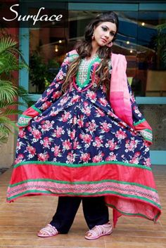 Surface Eid Collection 2012-13 | Latest Fashion Trends