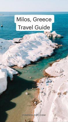 Milos, Greece  Travel Guide