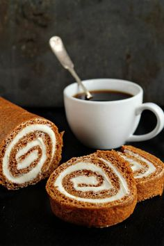 Dazzle family and friends with this delicious Pumpkin Roll; moist and creamy, with a tantalizing aroma and beautiful presentation.