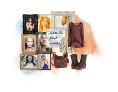 """""""sweet old fresh summer"""" by ririellem on Polyvore featuring Jagger, Vero Moda, Madden Girl, Zadig & Voltaire and Coach"""