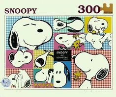 Snoopy faces