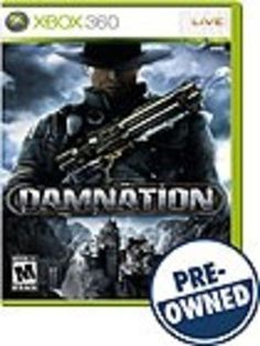 Damnation — PRE-Owned - Xbox 360