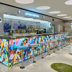 Pharmacy 2 is a part-restaurant, part-living art installation from artist Damien Hirst and chef Mark Hix.
