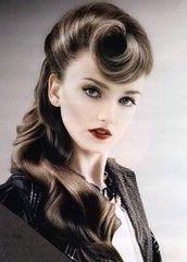 Nicole Jeffreys Hair Brained Ideas: Fall 2011 Updo Trends Rock the Dance Floor!