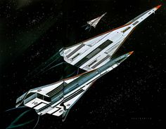 I love the designs and concepts of nasa in the 60s and 70s, we had no limit!