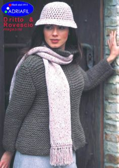 Nebbia Pull in Adriafil Candy - Downloadable PDF