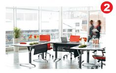 product shown // Layla table and Step chair by Harter // #izzyplus