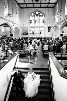 WEDDING: Bristol Church Wedding