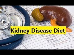 Kidney Disease Diet - Foods To Avoid With Kidney Disease