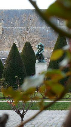 Le jardin du musée Rodin
