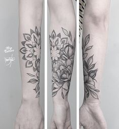 #hamstertatt00 #tattoos #tattoodesign #viptattoo #omsk #tattoorussia #inkedgirl #graphic #dotwork #whipshading #blacktattoo #tatts #ink #lovemyjob #love #beautiful #abstract #sleevetattoo #flowertattoo #mandala