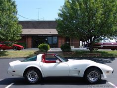 1979 corvette I want mine back. Loved this car must have really put my kids first.