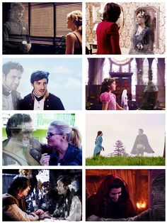 """All the shadows of the beloved characters we miss: 
