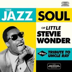 Jazz Soul of Little Stevie/Tribute to Uncle Ray [CD]