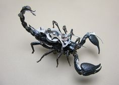 insecte steampunk