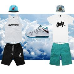 What To Wear With The Nike Lebron 10 Low  Akron Aeros