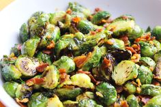 The world is split in to two kinds of people, those who like Brussels sprouts, and those who don't! I must say, I am truly in th...