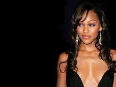 Meagan Good got dem lips now! Cabello Afro Natural, Megan Good, Natural Hair Styles, Short Hair Styles, African American Weddings, African American Hairstyles, Black Women Hairstyles, Nice Hairstyles, Looks Style