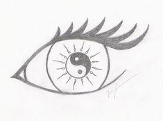 Yin-yang eye by Scale-of-Grey on DeviantArt