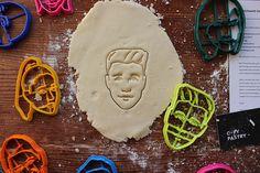 Justin Bieber Cookie Cutter
