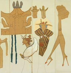 Saul Steinberg (1914-1999гг). Коллажи - Музей рисунка