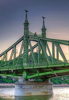 https://flic.kr/p/TFxuRg | Szabadság híd/Liberty bridge-Budapest