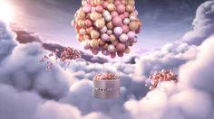 Météorites, un sueño de polvos faciales #guerlain Son libres, no prensados, la idea del globo es fantástica