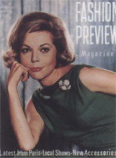 Cinnamon Carter, famous international cover model.