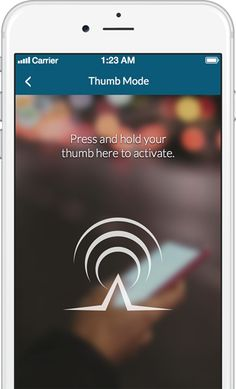 "Personal protection app with ""Thumb Mode"" - what is that? Protection is automatic- the moment your thumb leaves your phone's screen!  In seconds agents call to verify your safety. If you don't answer, LifeLine response's agents call 911 and give authorities your GPS location. Feel safe & know that help is on the way!"