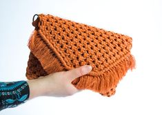 Makrame -käsilaukku / EKOTAR Design - EKOTAR Design Bags, Design, Handbags, Bag, Totes, Hand Bags