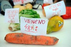 Segundo a pesquisa Indicadores de Desenvolvimento Sustentável (IDS), o uso de agrotóxicos saltou de 2,7 quilos por hectare (kg/ha), em 2002, para 6,9 quilos por hectare em 2012 – variação de cerca de 155%