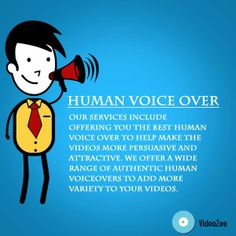 We create videos that are tailor-made to your needs. Get exclusive human voiceovers to add a touch of perfection to your videos.  #VideoCreation #Voiceover