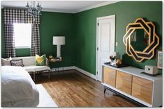 The Color Commitment Quiz { It's Emerald City in blogland. }