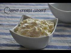 Cómo hacer queso crema casero (solo 1 ingrediente) | Yo Vivo Natural - YouTube