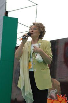 Festiwal Zaczarowanej Piosenki 2007 #zaczarowana scena Irena Santor - opiekun artystyczny Festiwalu