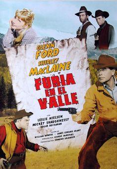 Furia en el valle (1958) EEUU. Dir: George Marshall. Comedia. Oeste - DVD CINE 1332